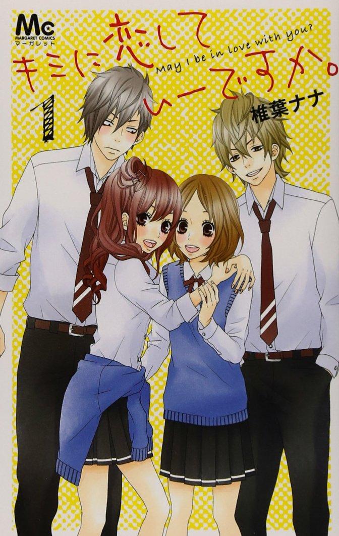 [Manga] Kimi ni Koishite Ii Desu ka
