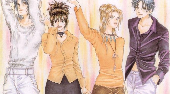 [Manga] W Juliet