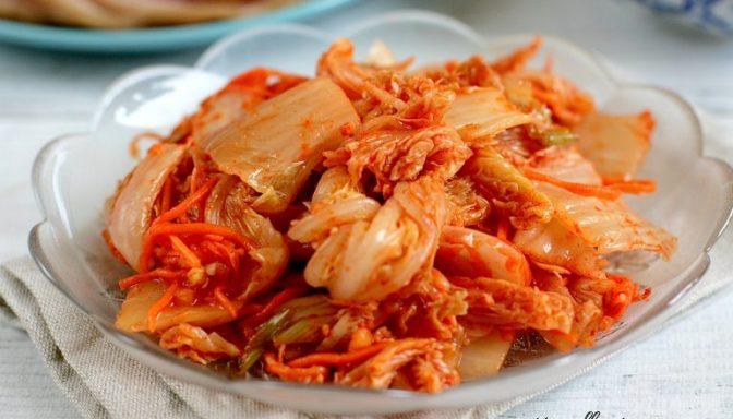 Cocina Kimchi [Comida Coreana]
