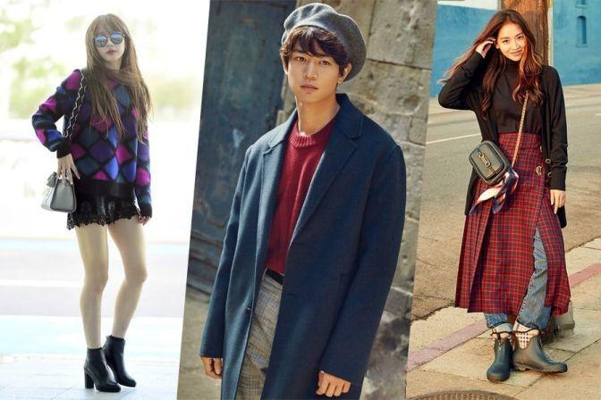 ¿Que está de moda este otoño entre los k- fashionistas?