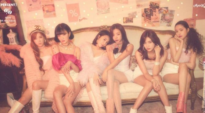 ESCUCHA – APINK – FULL ALBUM – PERCENT