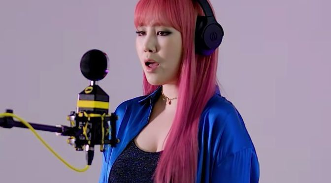 """Park Jimin de 15& lanza un hermoso cover de """"Speechless"""" de """"Aladino"""""""